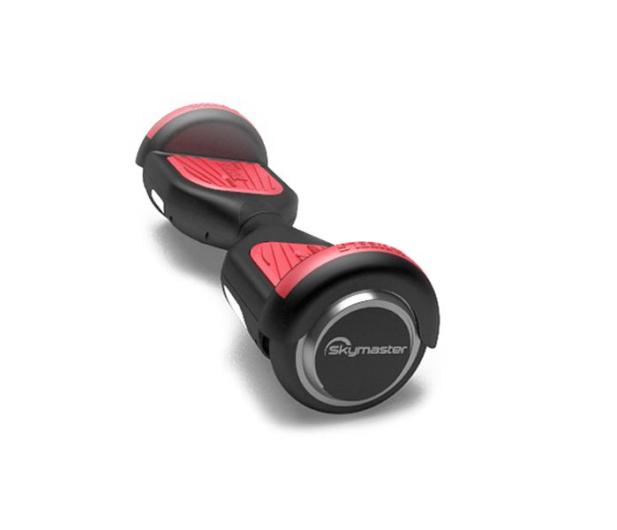 """Skymaster Wheels 6,5"""" Dual 2 koła czarno-czerwona  - 367428 - zdjęcie 3"""