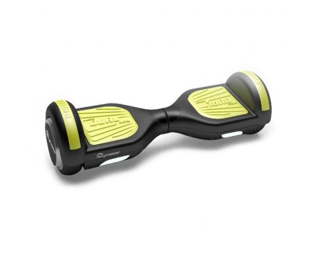 "Skymaster Wheels 6,5"" Dual 2 koła czarno-żółta  - 367429 - zdjęcie"