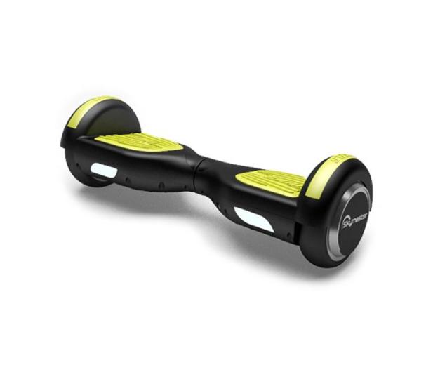 "Skymaster Wheels 6,5"" Dual 2 koła czarno-żółta  - 367429 - zdjęcie 2"