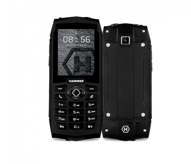 myPhone HAMMER 3 Dual SIM czarny - 356588 - zdjęcie 10