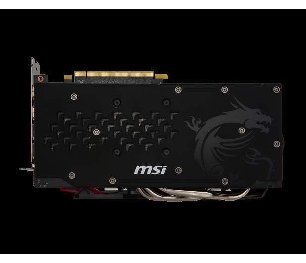 MSI Radeon RX 580 GAMING X 4GB GDDR5 - 363864 - zdjęcie 5
