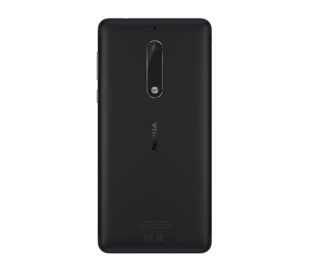 Nokia 5 Dual SIM czarny - 357302 - zdjęcie 3