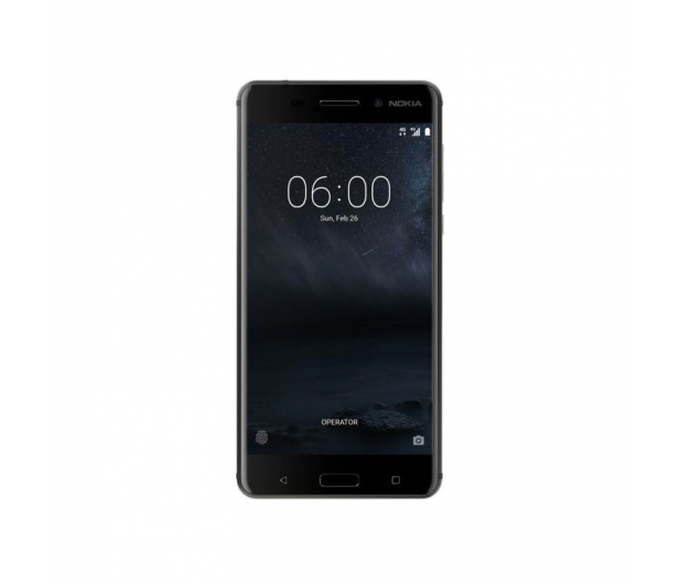 Nokia 6 Dual SIM czarny - 357308 - zdjęcie 2