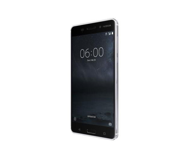 Nokia 6 Dual SIM srebrnobiały - 357309 - zdjęcie 3