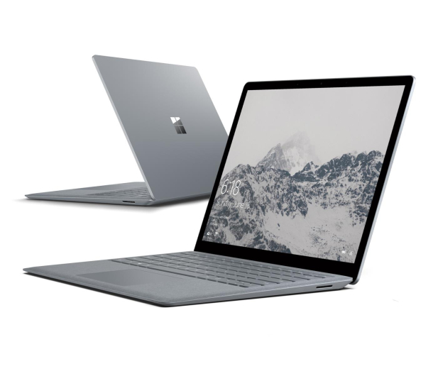 Microsoft Surface Laptop i5-7200U/8GB/256GB/Win10s - 363460 - zdjęcie