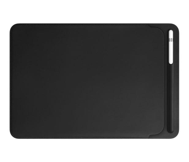 "Apple Leather Sleeve do iPad Pro 10.5"" Black  - 369423 - zdjęcie 2"
