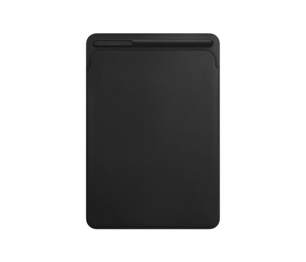 "Apple Leather Sleeve do iPad Pro 10.5"" Black  - 369423 - zdjęcie 3"