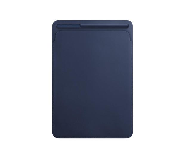 "Apple Leather Sleeve do iPad Pro 10.5"" Midnight Blue - 369424 - zdjęcie 3"