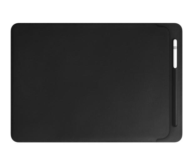 Apple Leather Sleeve do iPad Pro 12,9'' Black - 369421 - zdjęcie 2