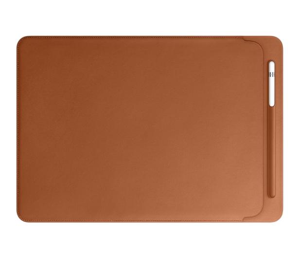 Apple Leather Sleeve do iPad Pro 12,9'' Saddle Brown - 369419 - zdjęcie 2