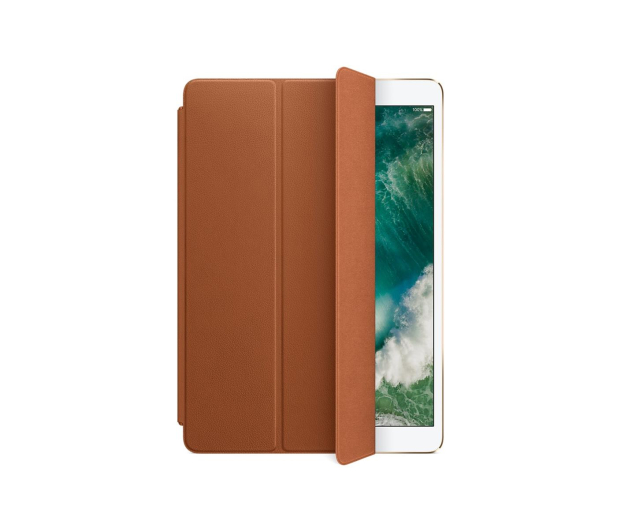 "Apple Leather Smart Cover iPad Pro 10,5"" Saddle Brown - 369406 - zdjęcie 5"