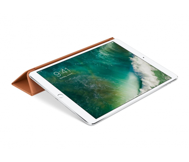 "Apple Leather Smart Cover iPad Pro 10,5"" Saddle Brown - 369406 - zdjęcie 4"