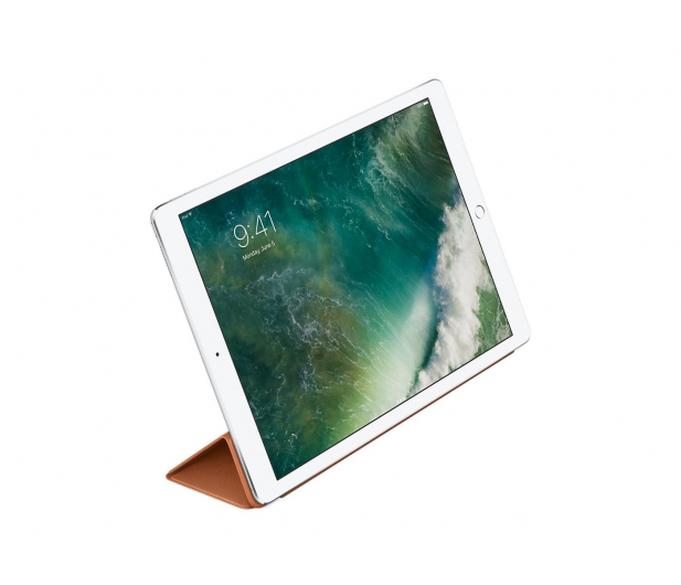 Apple Leather Smart Cover do iPad Pro 12,9 Saddle Brown - 369401 - zdjęcie 3