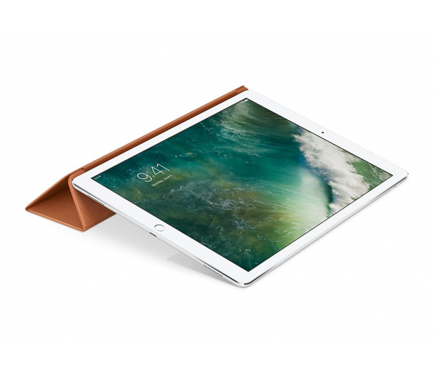 Apple Leather Smart Cover do iPad Pro 12,9 Saddle Brown - 369401 - zdjęcie 4