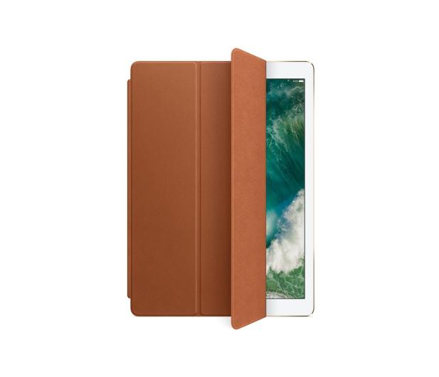 Apple Leather Smart Cover do iPad Pro 12,9 Saddle Brown - 369401 - zdjęcie 5