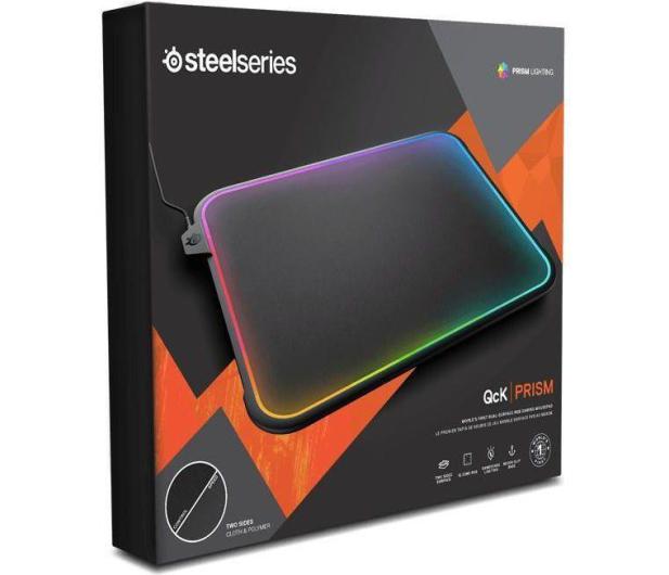 SteelSeries QcK Prism - 370168 - zdjęcie 4