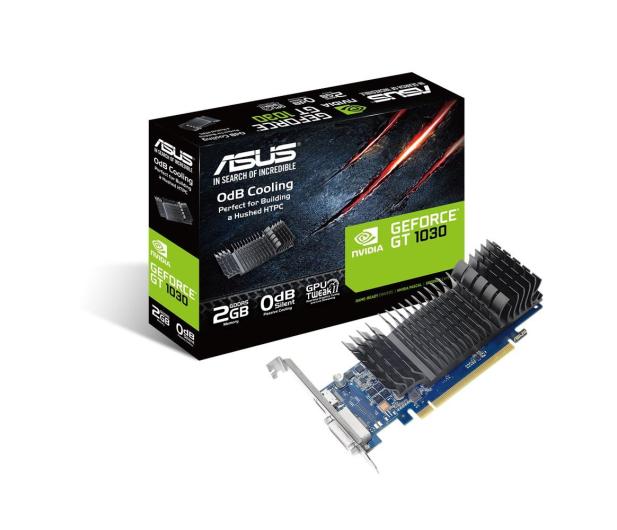 ASUS GeForce GT 1030 SL 2GB GDDR5  - 370348 - zdjęcie
