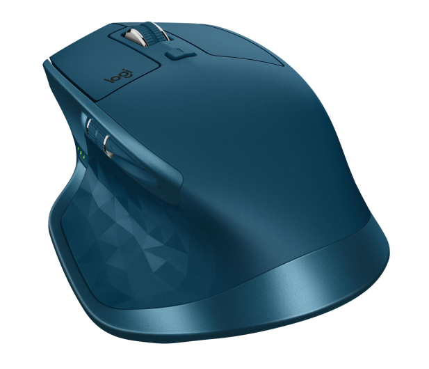 Logitech MX Master 2S Wireless Mouse Midnight Teal  - 370389 - zdjęcie 2