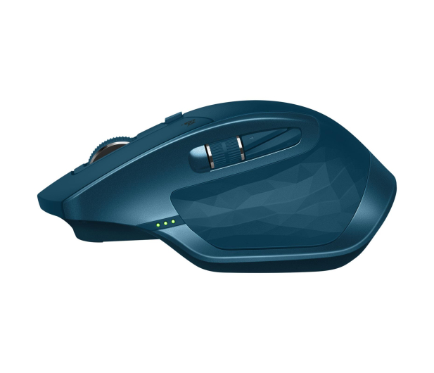 Logitech MX Master 2S Wireless Mouse Midnight Teal  - 370389 - zdjęcie 4