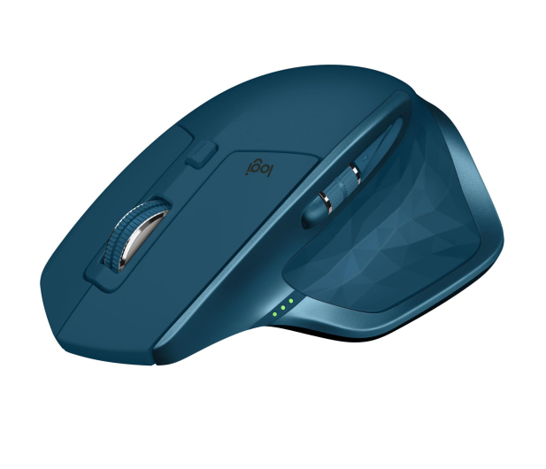 Logitech MX Master 2S Wireless Mouse Midnight Teal  - 370389 - zdjęcie 5