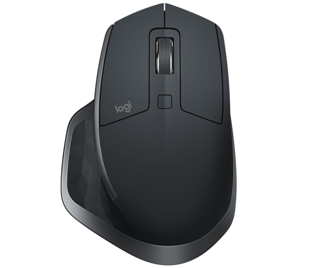 Logitech MX Master 2S Wireless Mouse Graphite - 370388 - zdjęcie 4