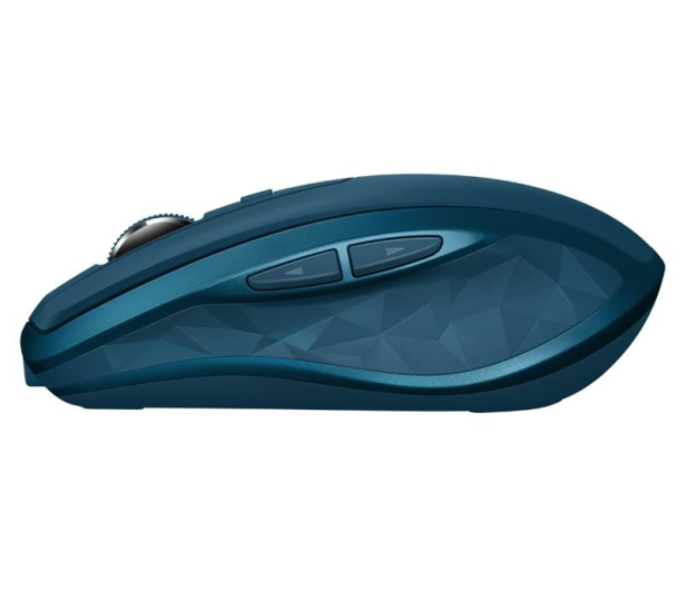 Logitech MX Anywhere 2S Wireless Mobile Mouse Midnight Teal - 370392 - zdjęcie 4