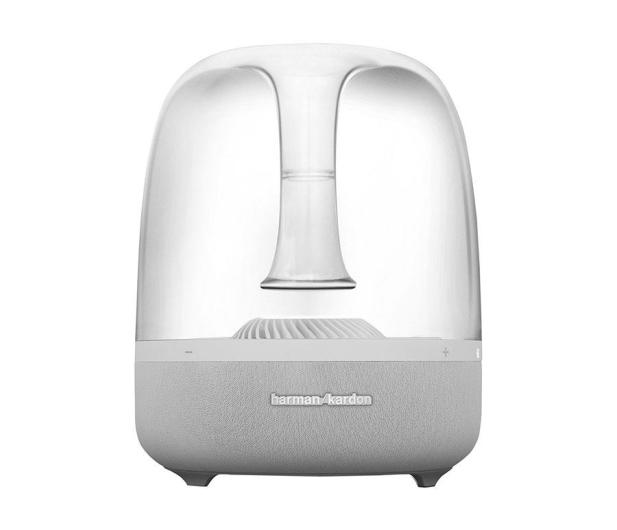 Harman Kardon Aura Plus Biały bezprzewodowy zestaw głośnikowy - 370363 - zdjęcie