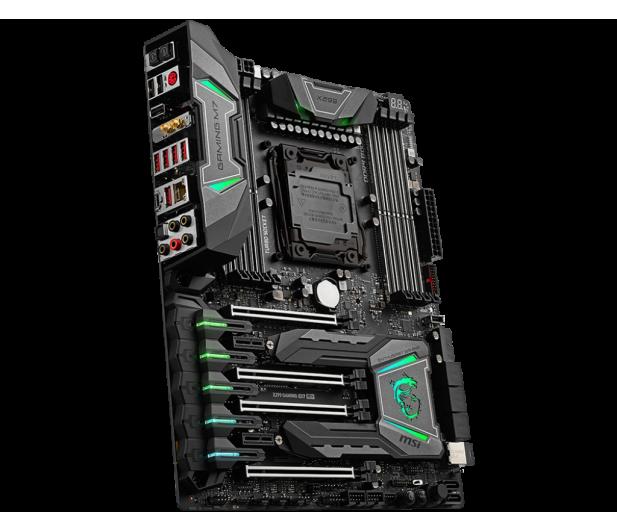 MSI X299 GAMING M7 ACK (DDR4) - 370799 - zdjęcie 2