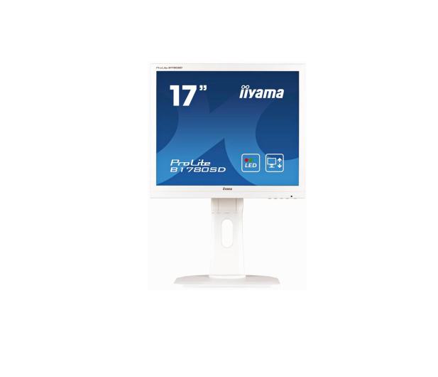 iiyama B1780SD biały  - 172819 - zdjęcie
