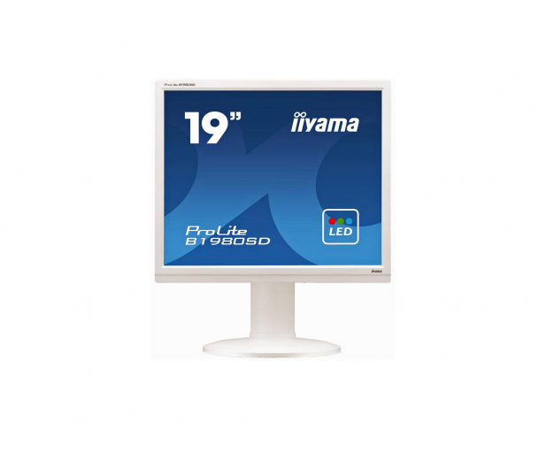 iiyama B1980SD biały - 225368 - zdjęcie