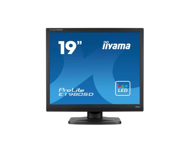 iiyama E1980SD-B1 - 154763 - zdjęcie