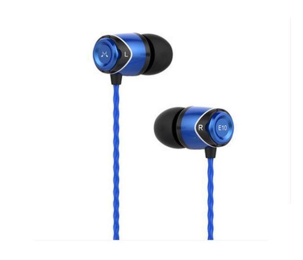 SoundMagic E10 Black-Blue - 203559 - zdjęcie 3