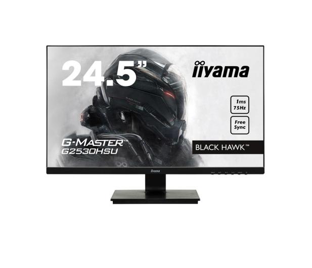 iiyama G-Master G2530HSU Black Hawk - 354436 - zdjęcie 1