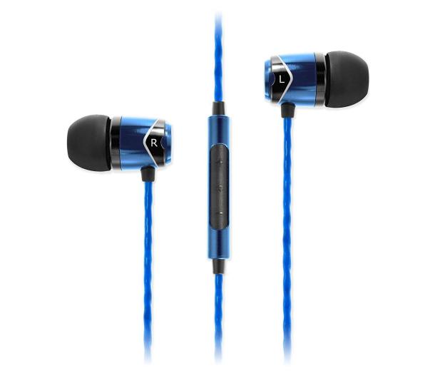 SoundMagic E10C Black-Blue - 370552 - zdjęcie 4