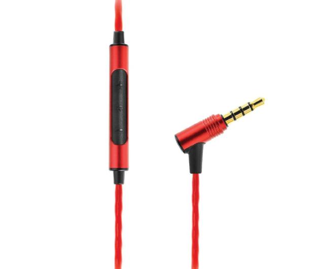 SoundMagic E10C Black-Red - 370556 - zdjęcie 2