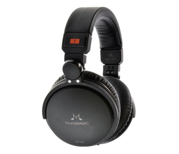 SoundMagic HP151 Czarne - 370627 - zdjęcie