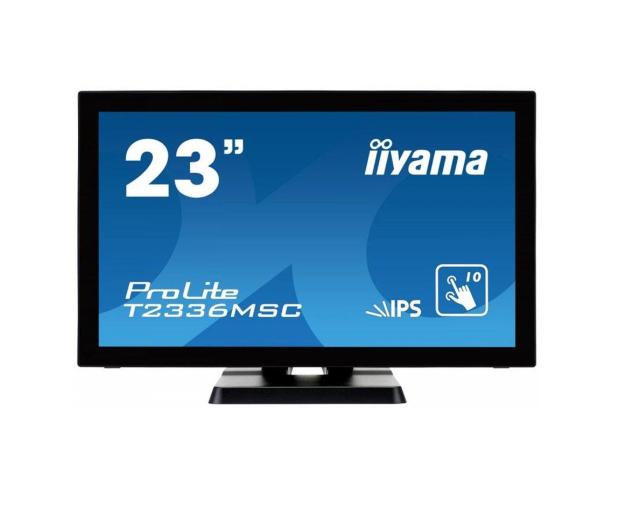iiyama T2336MSC dotykowy czarny - 281147 - zdjęcie