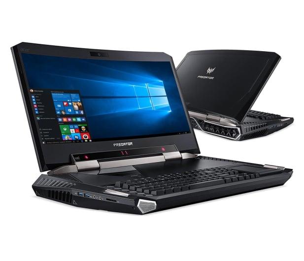 Acer Predator 21X i7-7820HK/64GB/1TB+1TB/Win10 1080SLI - 371015 - zdjęcie