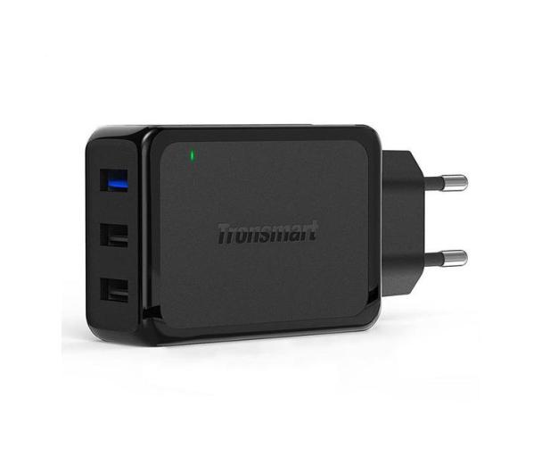 Tronsmart Ładowarka sieciowa 3 x USB 42W Quick Charge 3.0 - 371172 - zdjęcie