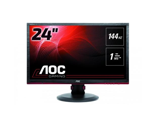 AOC G2460PF czarny - 301070 - zdjęcie
