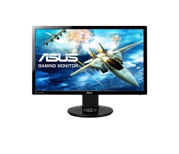 ASUS VG248QE  czarny Gaming - 137607 - zdjęcie