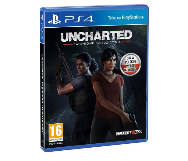 PlayStation Uncharted: Zaginione Dziedzictwo - 371529 - zdjęcie 2