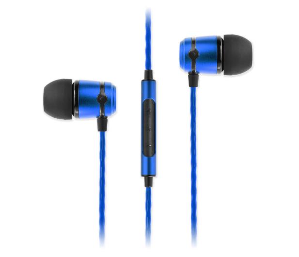SoundMagic E50C Blue-Black - 370572 - zdjęcie 2