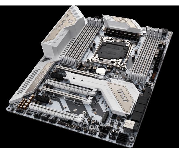 MSI X299 TOMAHAWK ARCTIC (DDR4) - 370804 - zdjęcie 3