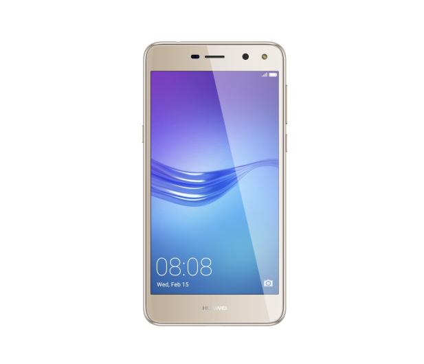 Huawei Y6 2017 LTE Dual SIM złoty - 371466 - zdjęcie 3