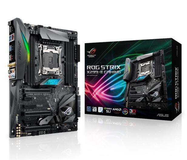 ASUS STRIX X299-E GAMING (DDR4) - 371637 - zdjęcie