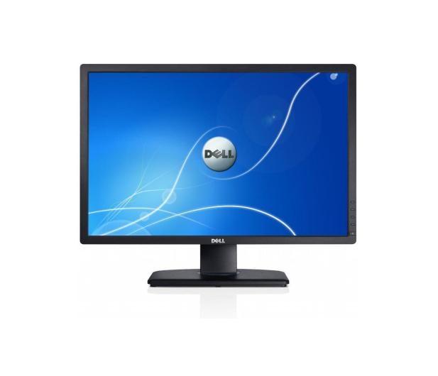 Dell U2412M czarny - 70495 - zdjęcie