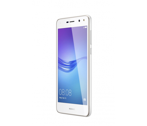 Huawei Y6 2017 LTE Dual SIM biały - 371467 - zdjęcie 2