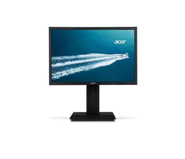 Acer B226WLYMDPR szary - 152880 - zdjęcie