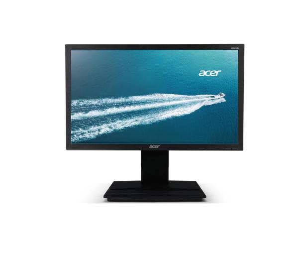 Acer B206WQLYMDH grafitowy - 347172 - zdjęcie